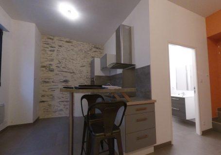 A louer: Studio rue de Frémur (Angers) 4