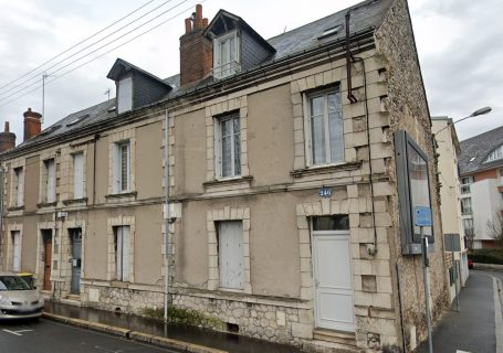 Immeuble à vendre (Tours) 1